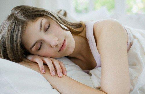 Морщины после сна