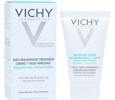 Vichy от растяжек