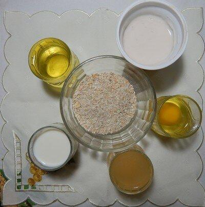 Приготовление маски с глицерином
