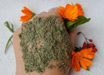 Природные средства от морщин
