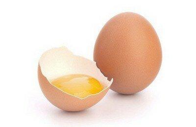 Яичный белок от папиллом
