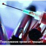 Исчезают ли прыщи после переливания крови